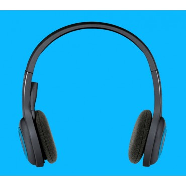 Logitech Headset: H600 Wireless - Fold and Go 981-000462