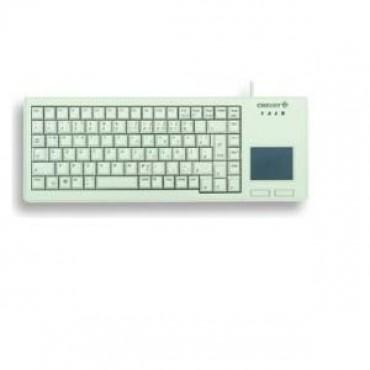 CHERRY 15IN ULTRASLIM KEYBOARD 88 KEYS WITH OPTICAL TRACKBALL BLACK USB G84-5400LUMEU-2