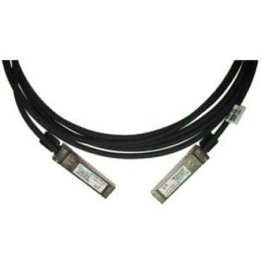 ASPEN OPTICS GEEBIC 10G BASE-CU SFP+ PASSIVE TWINAX CABLE 1M CISCO SFP-H10GB-CU1M COMPATIBLE SFP-H10GB-CU1M-AO