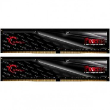 G.SKILL 8GB X 2 PC4-19200 / DDR4 2400 MHZ 1.2V FORTIS F4-2400C15D-16GFT