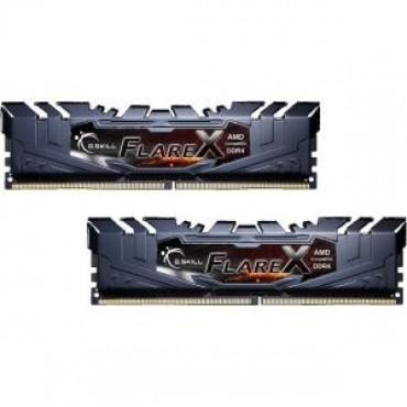 G.SKILL 16GB X 2 PC4-19200 / DDR4 2400 MHZ 1.2V FLARE X F4-2400C15D-32GFX