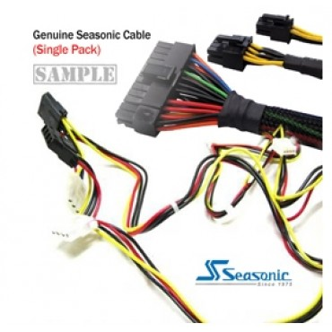 Seasonic Modular cable for all models of Seasonic Power Supply (Single Pack) ACBSEAMUD1PCS