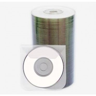 INTACT Mini DVD-R 1.4GB Whitetop Printable 50pcs Spindle with Sleeves BMDINT1.4GD-R50