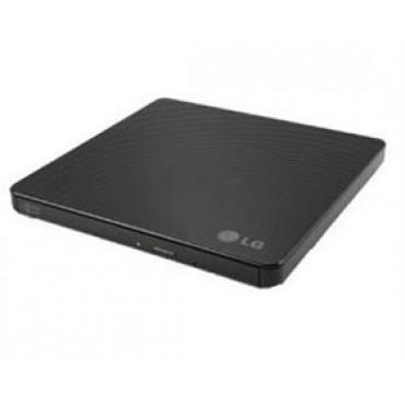 LG 8X Slim Ext DVDWriter B Ext 24xCD Write, 9.5mm, DVDRW GP60NB50