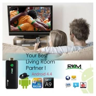 RKM Quad Core Android PC MK802 IV 8GB ELERKMMK802IV8G