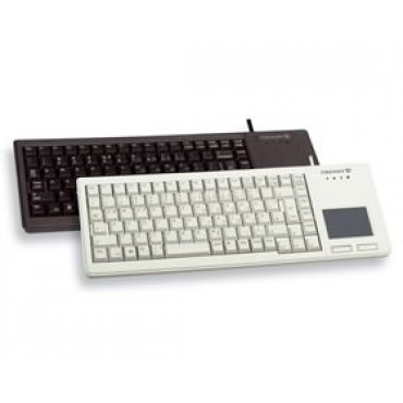 CHERRY XS TOUCHPAD KB 88 KEY BL USB XS TOUCHPAD KEYBOARD 88 KEYS INTEGRATED TOUCHPAD BLACK
