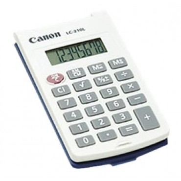 CANON LC210L 8 Digit, X Large Display, Hard Cover LC210L