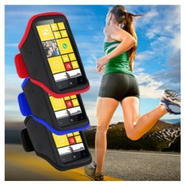 Ezcool Gym Running Sport Armband for Universal Mobile Phone MOBVMXARMBANDUNI