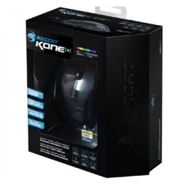 ROCCAT Kone[+] Max Customization Gaming Mouse - ROCCAT's hottest new weapon / reloaded