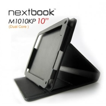 Nextbook Stand Case for Nextbook Tablets M1010KP (Dual Core) - Black NBBNEXM1010KPST