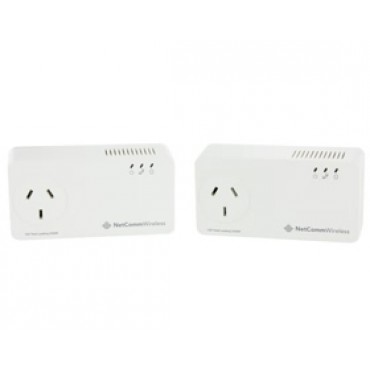 NetComm NP511 Powerline 500mbps twin NP511