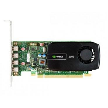 Leadtek Quadro NVS510 2G 4x mDP, Multi display, PCI, LP NVS510