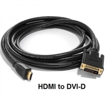 8WARE High Speed HDMI to DVI-D Cable M/M Black 1.5m