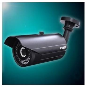 KGUARD CCTV Security Weatherproof IR Camera - 1/ 3`` HAD CCD 540TV Lines, 42IR LEDs, 16mm S/CAM
