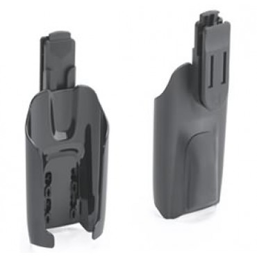 MOTOROLA MC9500 Rigid Holster. MC9500 orientation when holstered is Scan Exit Window Up, allowing