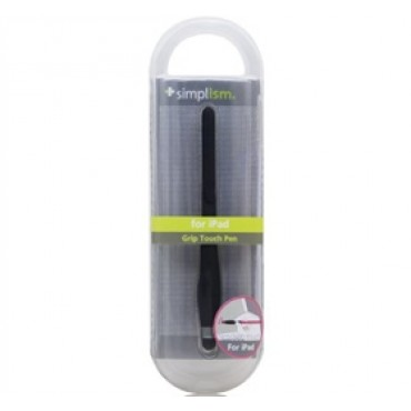 Simplism Grip Touch Pen Black for iPhone/ iPad/ Tablet