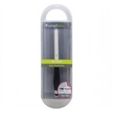 Simplism Grip Touch Pen White for iPhone/ iPad/ Tablet