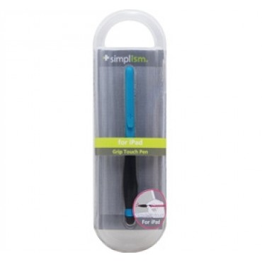 Simplism Grip Touch Pen Blue for iPhone/ iPad/ Tablet