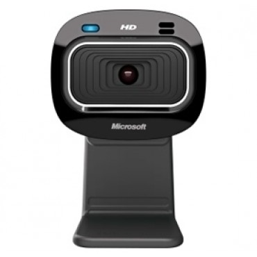 MICROSOFT MS LIFECAM HD-3000 USBWINDOWS 720P VIDEO 30FPS BLACK (OEM PACKAGING) T4H-00004