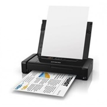 "Epson WF-100 Up to 7.0 ppm A4 (BL) , Up to 4.0 ppm A4 (CLR) , Resolutution 5760 x 1440, 1.44"" Coor LCD"