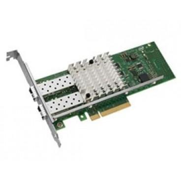 Intel X710DA2BLK Intel X710-DA2, Dual Port 10GbE SFP+ PCIe3.0 x8, direct attach copper Converged