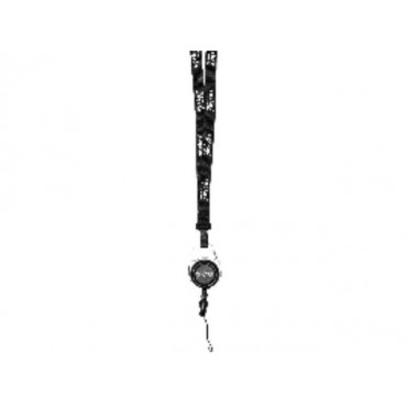 SOCKET DURABLE LANYARD WITH RETRACTABLE PULL REEL AC4100-1692