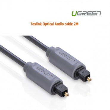 UGREEN Toslink Optical Audio cable 2M 10770 ACBUGN10770