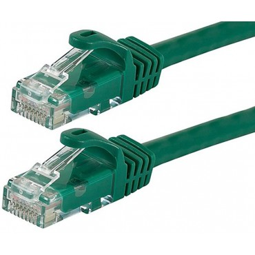 Astrotek CAT6 Cable 3m - Green Color Premium RJ45 Ethernet Network LAN UTP Patch Cord 26AWG-CCA