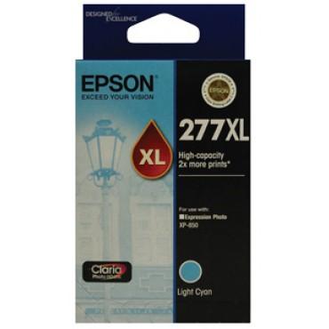 Epson 277XL Light Cyan, HIgh Capacity, Claria Photo HD C13T278592