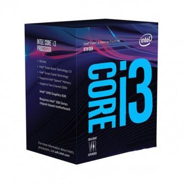 Intel Core i3-8350K 4Ghz No Fan Unlocked s1151 Coffee Lake 8th Generation Boxed 3 Years Warranty