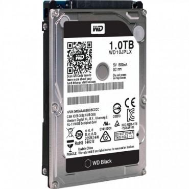 """Western Digital Black 1TB SATA3 9.5mm 2.5"""" 7200RPM 6Gb/ s 32MB Cache WD10JPLX"""