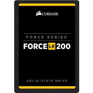 "Corsair Force LE200 120GB 2.5"" SATA III SSD - TLC 550/ 500 MB/ s 55/ 40K IOPS 7mm CSSD-F120GBLE200B"