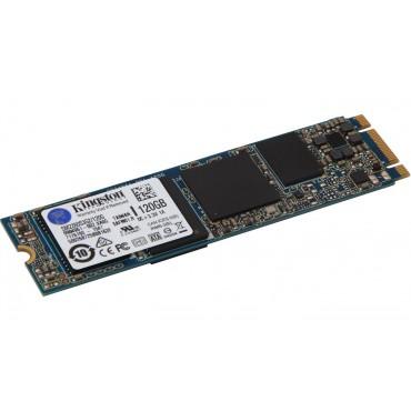 Kingston G2 120GB M.2 2280 SSD SATA 6Gbps 550/ 520MB/ s 90 000/ 48 000 IOPS 1 million hours MTBF