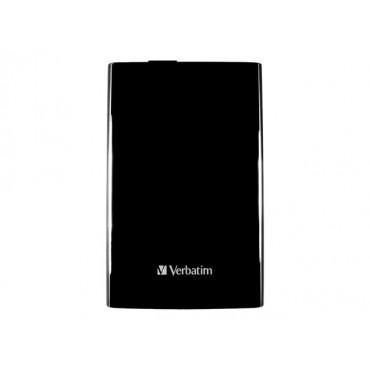 "Verbatim 2TB 2.5"" USB3 Black Backup Software, 2YR WTY 53177"