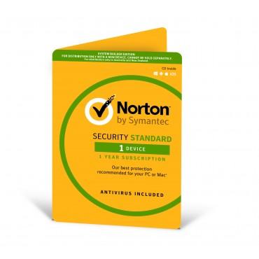 Norton Security Standard 3.0, 1 User, 1 Device 1 Year OEM 21356799