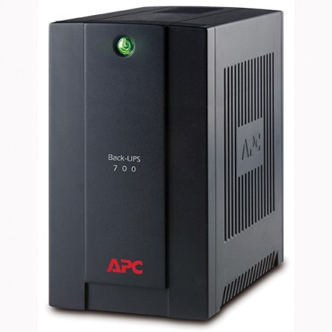 APC Back-UPS 700VA 230V 390W, USB, 8.2min at Half Load BX700U-AZ