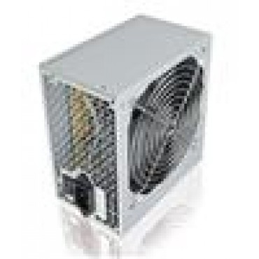 Aywun 600W, 12cm fan, 20+4 PIN with cable sleeving, 1x( P4+P4), 4x SATA, 4x Molex, 1x Small 4-pins