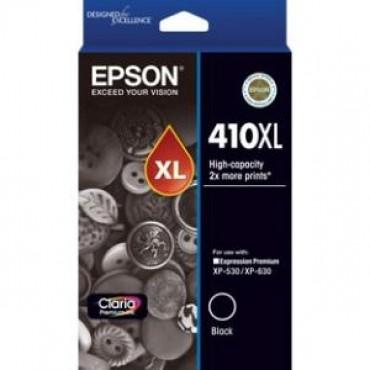 EPSON 410XL HIGH CAPACITY CLARIA PREMIUM - BLACK INK CARTRIDGE (XP-530 XP-630) C13T339192