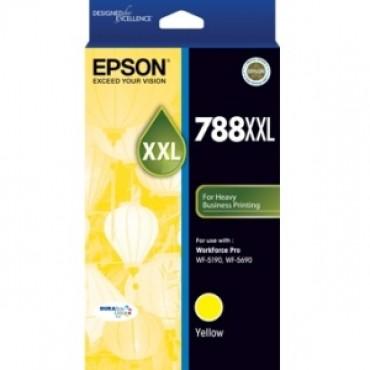 EPSON 788XXL Yellow DURABrite ink cart C13T788492