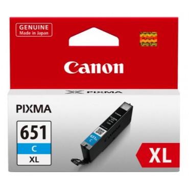Canon Cyan Extra Large Ink Tank for MX726 MX926 iP7260 MG6360 MG6460 MG7160 MG5460 MG5560 CLI651XLC