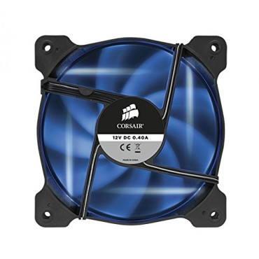 Corsair 120mm Case Fan: Air Series SP120 LED Blue High Static Pressure 120mm Fan CO-9050021-WW