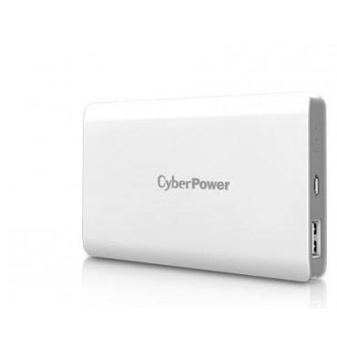CyberPower Systems POWERBANK 10000 MAH - WHITE CP10000PEG-WG