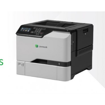 "LEXMARK Colour laser, 4"" colour touch screen, 47ppm, 650 sheets, 1.2Ghz processor, 1G RAM, 1200 x 1200 dpi, 2k to 20k pages/ mth Network, duplex, 1y onsite warranty 40C9014"