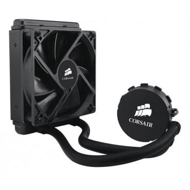 Corsair Liquid CPU Cooler: For Low-Noise, High-Value All-in-One . Supports Intel LGA 115x/ 1366/
