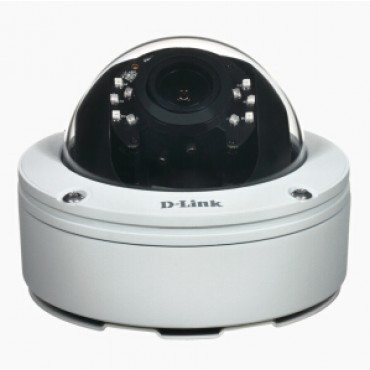 D-link DCS-6517 5MP Day & Night Outdoor Vandal-Proof Network Camera DCS-6517