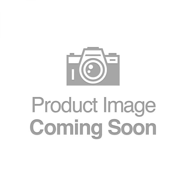 E-BOX 6 Disc Hard Black Plastic CD/ DVD Case - 5pcs in a Pack DC-B06