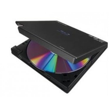 Pioneer 6X Blu-Ray Ext Writer USB 3.0, Slim, Software suite DVP-BDRXD05TB