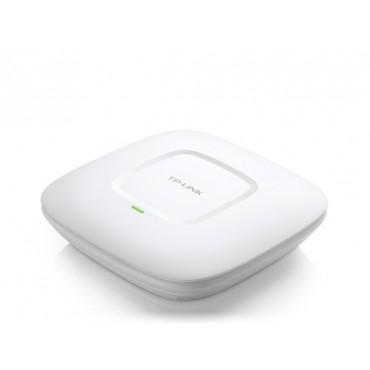 TP-Link EAP115 300Mbps Wireless N300 Ceiling Mount Access Point 1x RJ45 Port PoE 2x3dBi Omni Internal