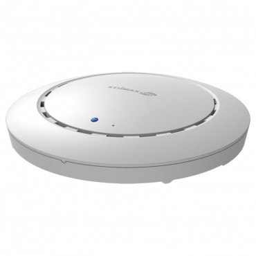 Edimax Pro Wireless AC1200 Dual-Band Ceiling Mount PoE Access Point (up to 100 clients)