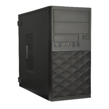 IN WIN EF052 mATX MINI TOWER 400W 80+ GOLD, USB3.0 x2, USB2.0 x2, HD AUDIO, SCREWLESS KITS ON DRIVE